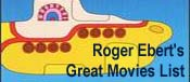 Roger Ebert's Great Movie List